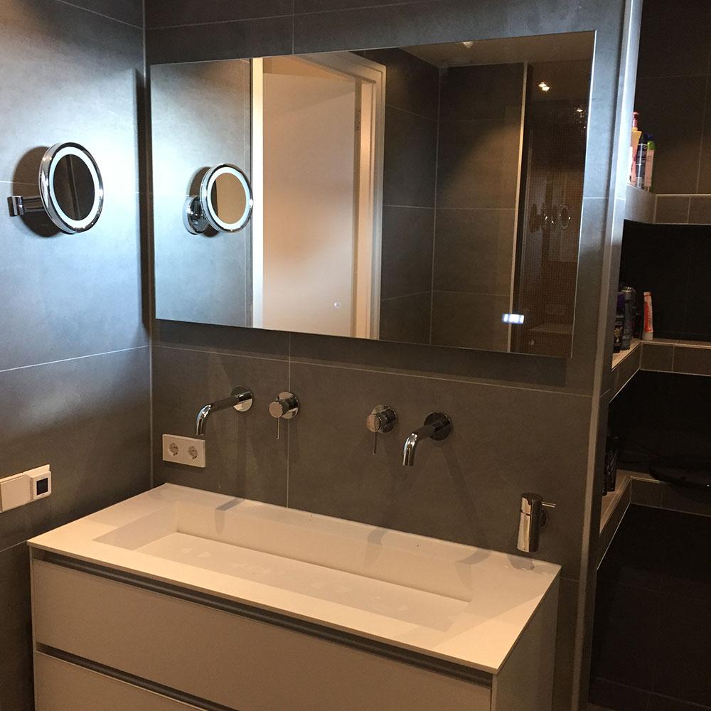 galerij – badkamers – De Zeeuw Installatietechniek